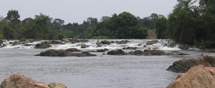 River Katonga